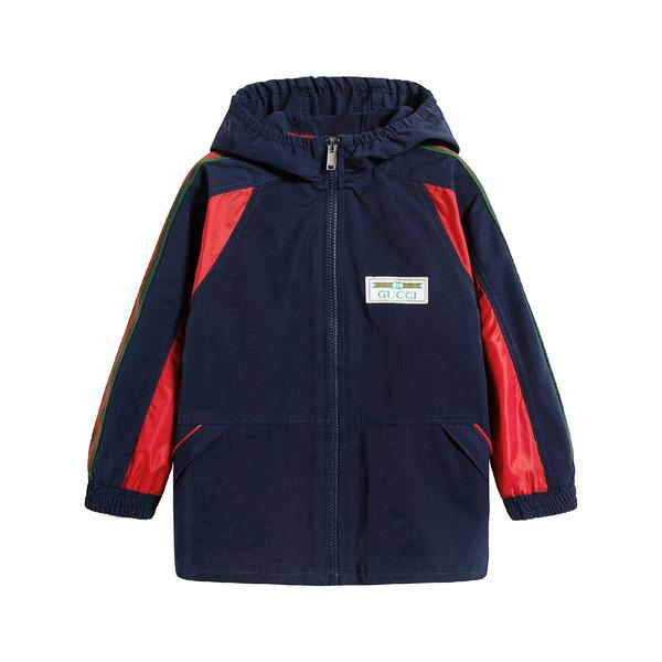 Baby Boys & Girls Urban Blue Jacket