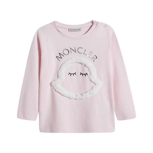 Baby Girls Light Pink T-Shirt