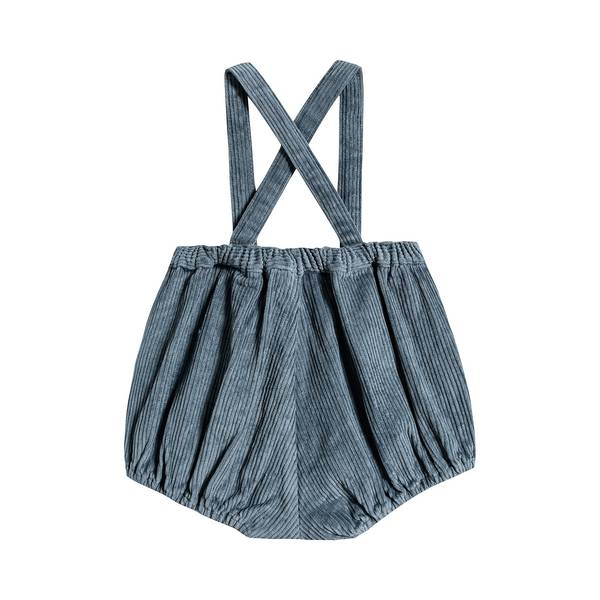 Baby Girls Blue Shorts
