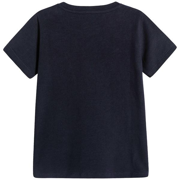 Baby Boys Navy T-Shirt