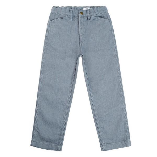 Boys & Girls Grey Denim Trousers
