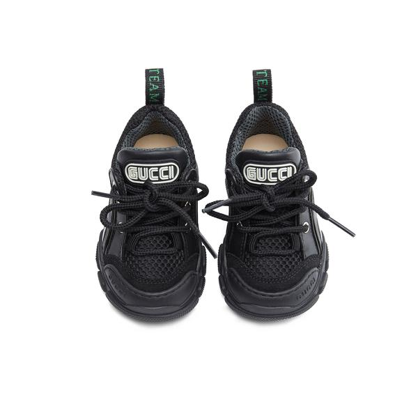Baby Boys & Girls Black Shoes
