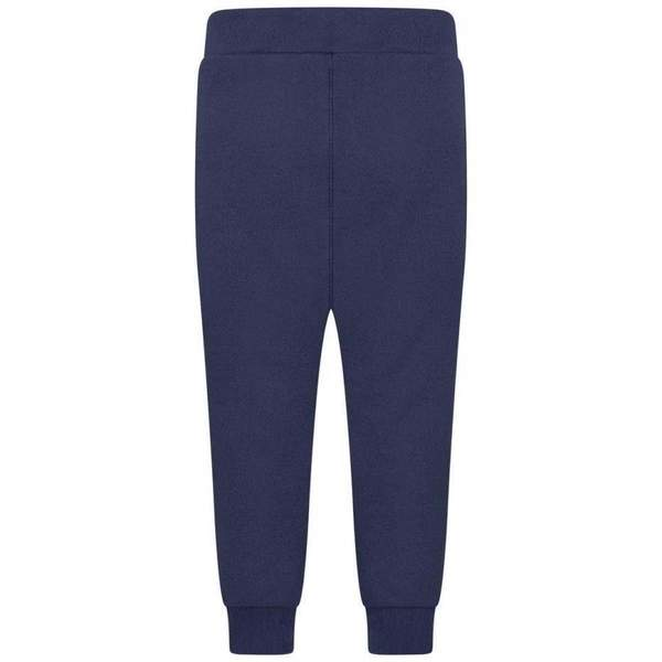Baby Boys Navy Logo Trousers
