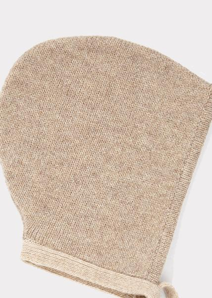 Baby Boys & Girls Camel Wool Hat