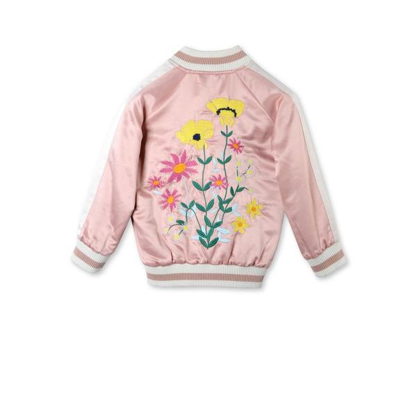 Girls Willow Reversible Bomber Jacket