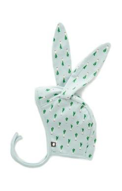 Baby Boys & Girls Mint Green Bunny Hat