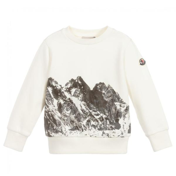 Boys Natural Cotton Sweatshirt