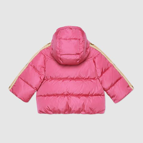 Baby Girls Gladiola Padded Down Jacket