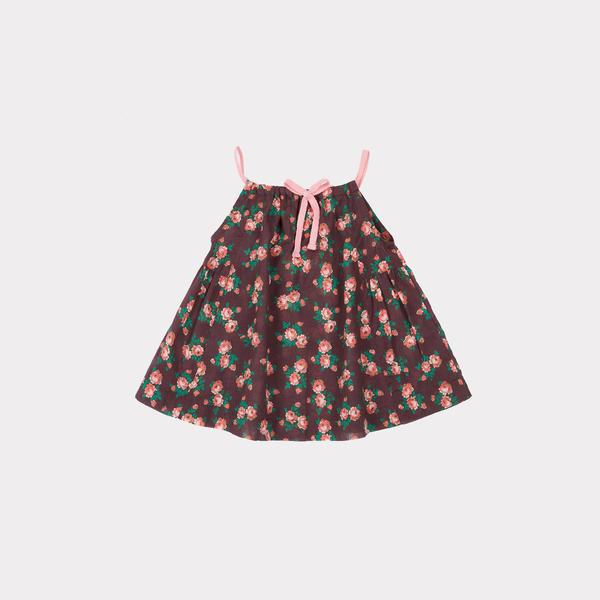 Baby Girls Bright Floral Dress
