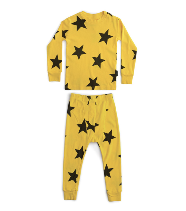 Baby Boys & Girls Yellow Stars Set