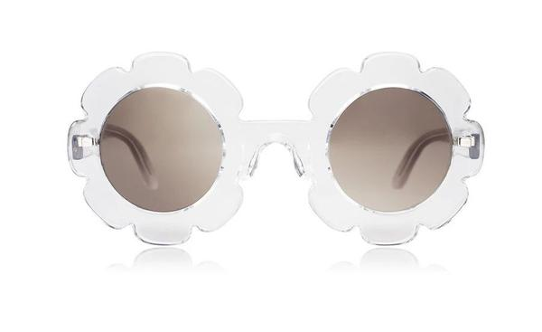 'Pixie' Clear Sunglasses
