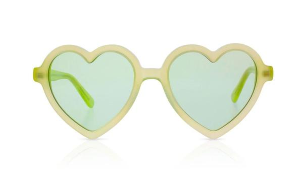 'Lola' Margarita Green Sunglasses