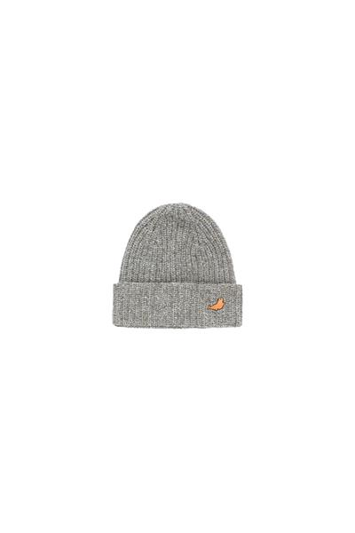 Boys & Girls Grey Little Seal Hat
