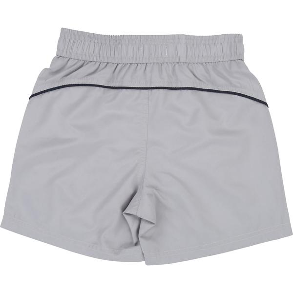Boys Grey Surfer Shorts