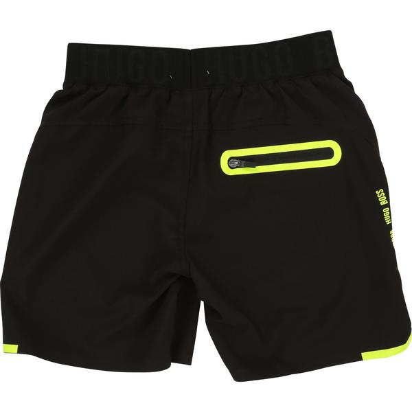 Boys Black Shorts