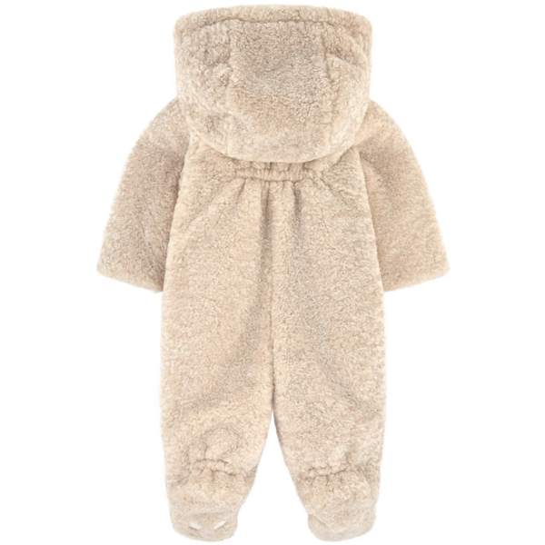 Baby Boys & Girls Beige Snowsuit