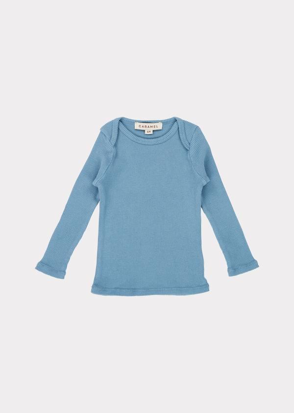 Baby Boys & Girls Blue Flycatcher T-Shirt
