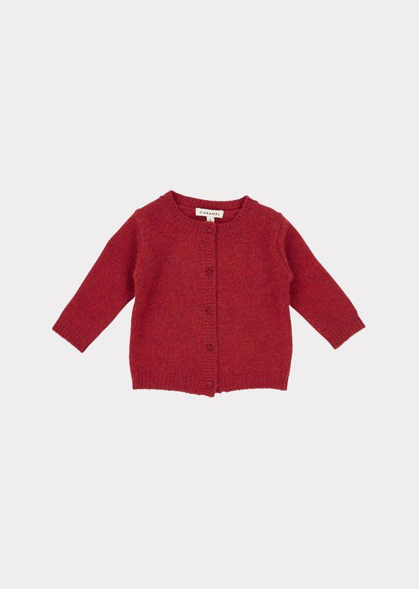 Baby Boys & Girls Berry Guillemot Cardigan