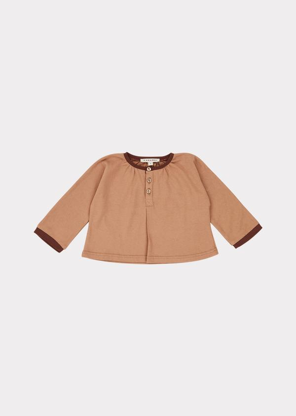 Baby Boys & Girls Hazel Heron Blouse