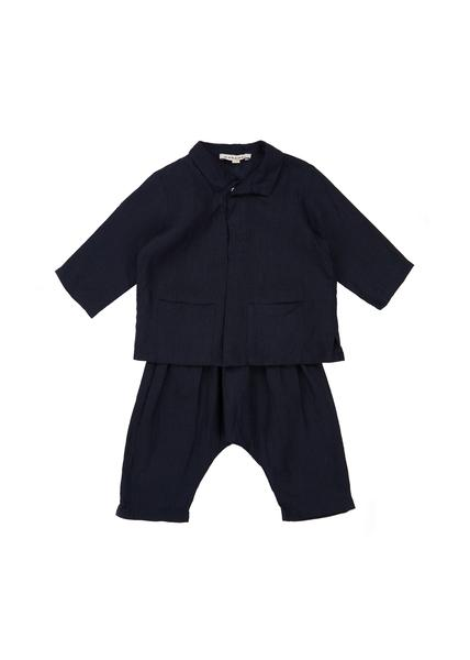 Baby Boys & Girls Dark Navy Set